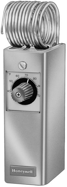 Adjustable space thermostat