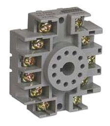 11 pin octal socket