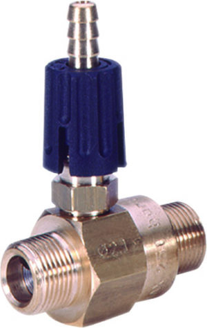 Adjustable brass chem. Inj.-2.3mm orifice #Y21015423