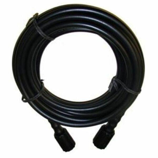"""1/4""""x50',Textile braided consumer hose,3000PSi"""