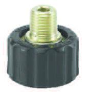 """Twist connect coupler-3/8""""MPT #D10030"""