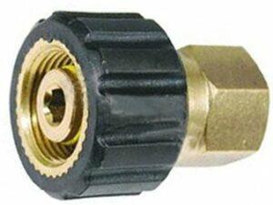 """Twist connect coupler-1/4""""FPT #D10027"""