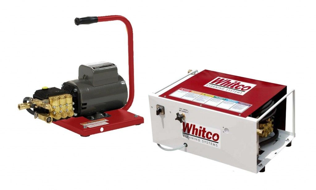 Whitco Electric Pressure Washer