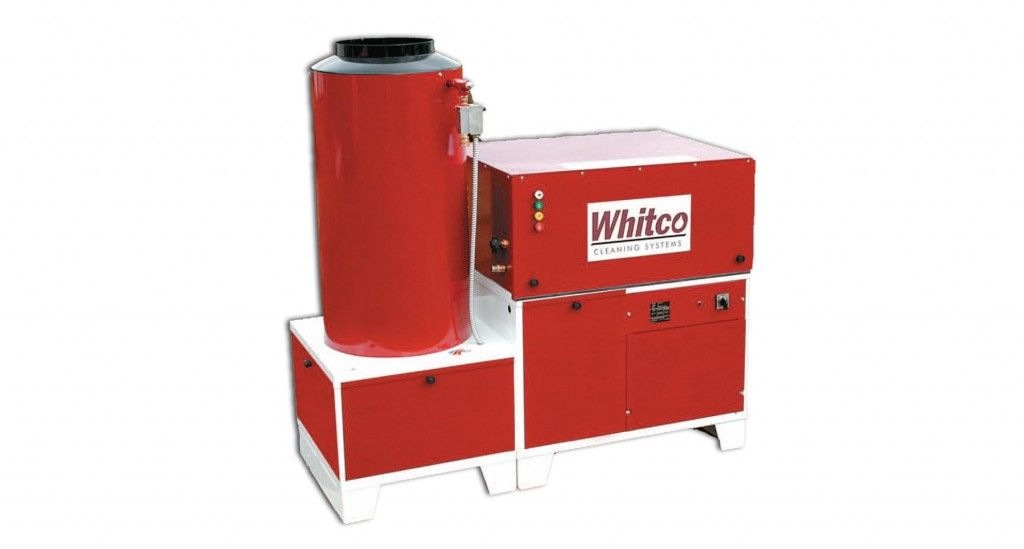 Whitco Gas Fired Heaters