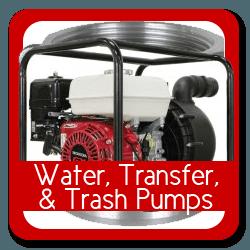 Water/Transfer/Trash Pumps